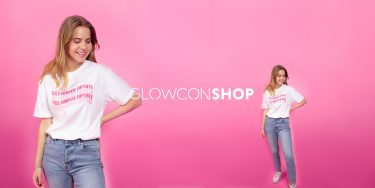 GLOW by dm Shop Header