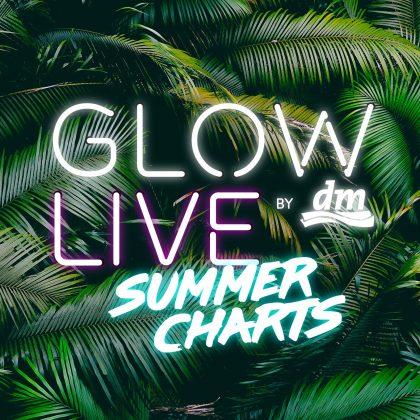 glowbydm live summer charts